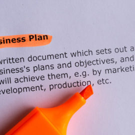 Definition of a business plan.